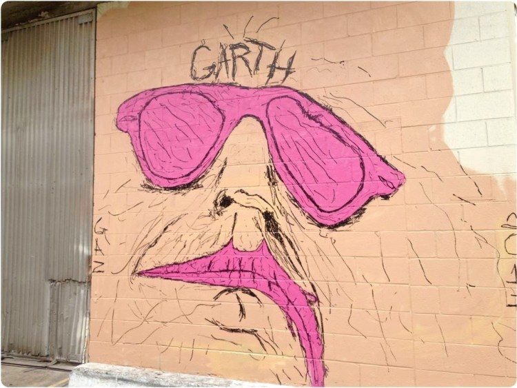 Garth Branded Arts Building Culver City, CA