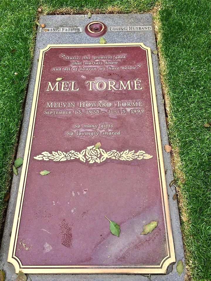"Mel Torme (1925-1999) the 1940's crooner known as ""The Velvet Fog."" (a title he hated), Mel went on to embrace an improvisational jazz style in his later years, winning Grammy Awards as Best Male Jazz Vocalist in the '80's."
