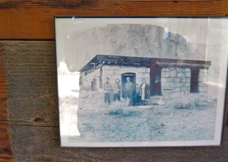...and photographs of the pioneer families that were here in the early 1900's.