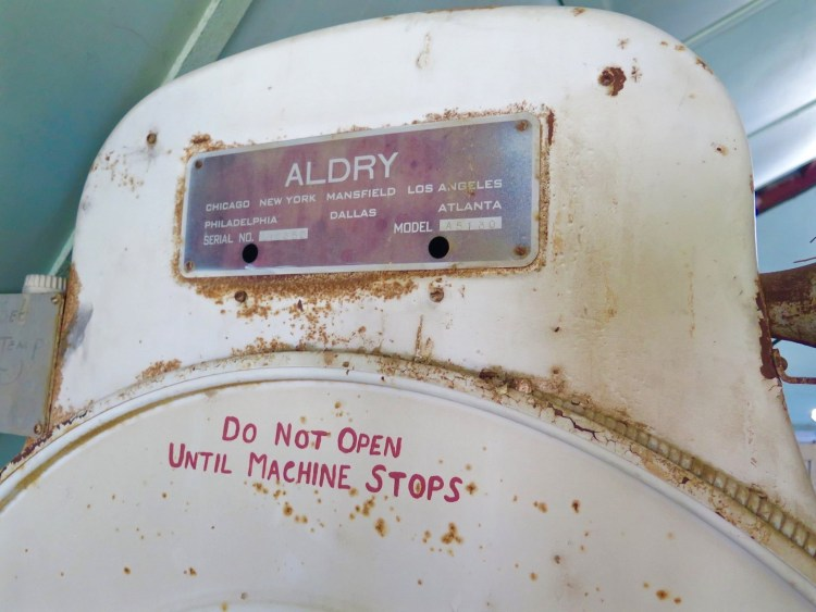 Sure, the machinery may have been a little outdated...