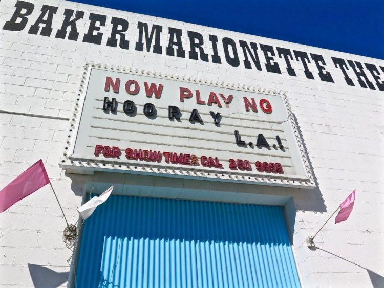 For more than half a century, the Bob Baker Marionette Theater has entertained children