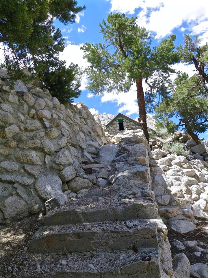 After spending two months camping out, writing books about transcendental philosophy and mysticism and connecting to the surrounding area while camping, the duo set out to start a theosophical orientated summer school at Hunter's Camp, a flat area at the base of Mount Whitney.