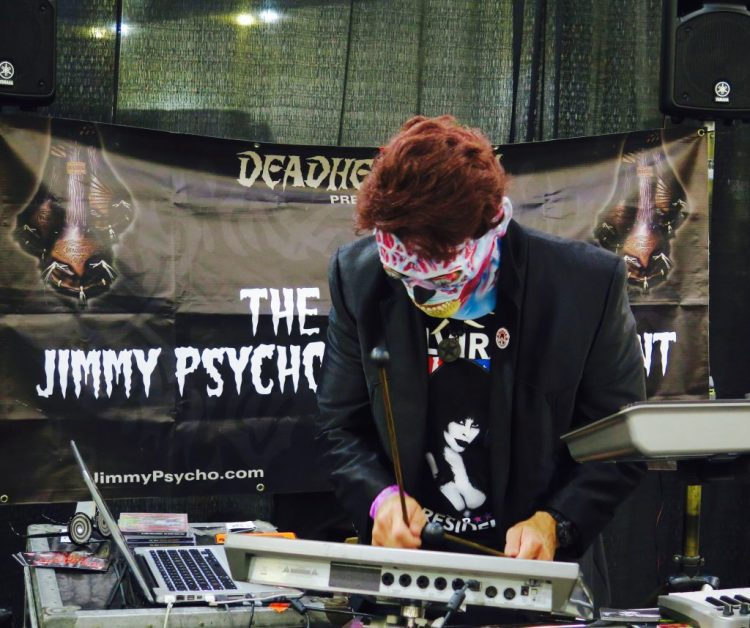 ...or do what I did and enjoy the relaxing sounds of The Jimmy Psycho Experiment.