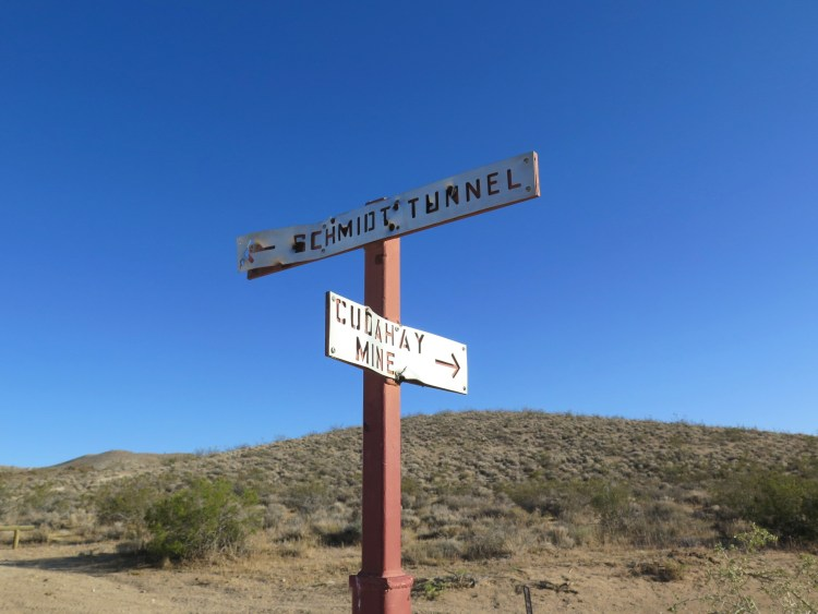 Sometimes referred to as the Cudahay Mine