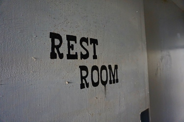Rest Room anyone?