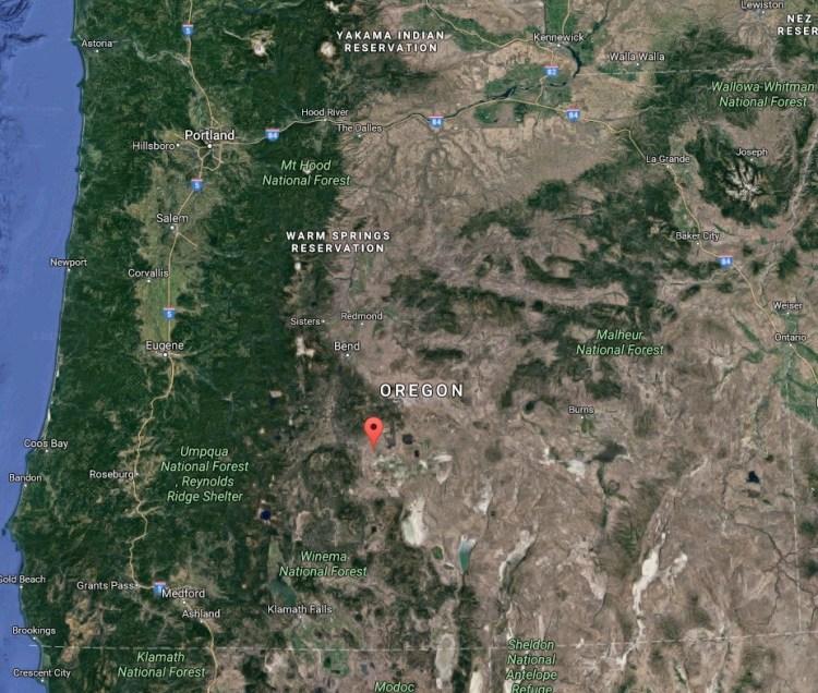 Fort Rock Tuff Rugged In Oregon S High Desert Outback Straynger