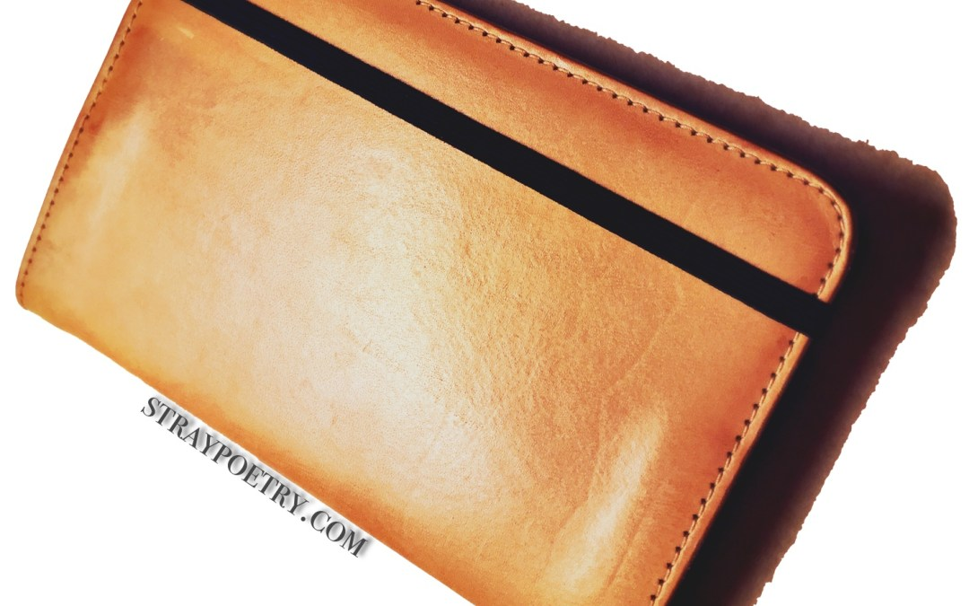 Gfeller Casemakers Moleskine Leather Cover Review