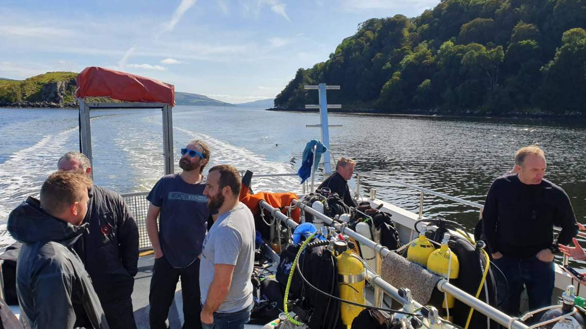 Lochaline 2019 – Sound of Mull