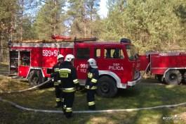 Manewry Powiatowe Jednostek KSRG - Włodowice 2015 (44)