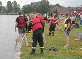 Szkolenie z zakresu ratownictwa wodnego - Pilica 2015 (21)