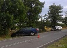 Wypadek drogowy na DW 794 - 22.08 (14)