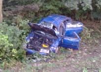 Wypadek drogowy w Udorzu - 25.08 (8)