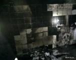 Pożar mieszkania w Gieble - 14.10.2015 003
