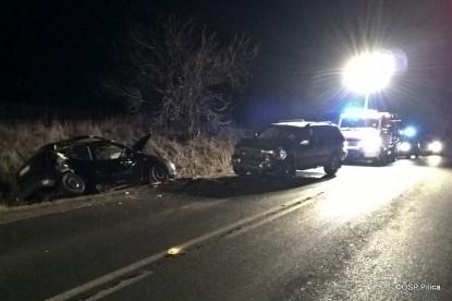 Wypadek na Zarzeczu - 14.12.2015 r (2)