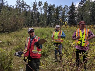 Blueberry First Nations 2019 (C) Catherine Paquette, WWF-Canada