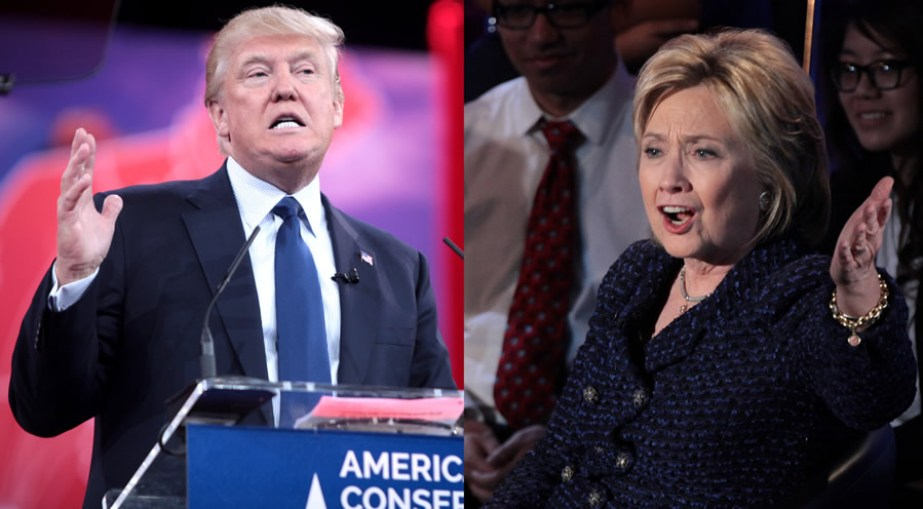 OMG!!! HILLARY CLINTON'S SUPPORTERS CRY OPENLY AS DONALD TRUMP CELEBRATES VICTORY – NIGERIANS INCLUSIVE (SEE PICTURES)