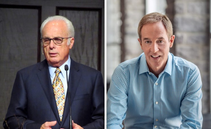 Michael Brown on Pastors John MacArthur and Andy Stanley Disagree, but I Agree With Both of Them