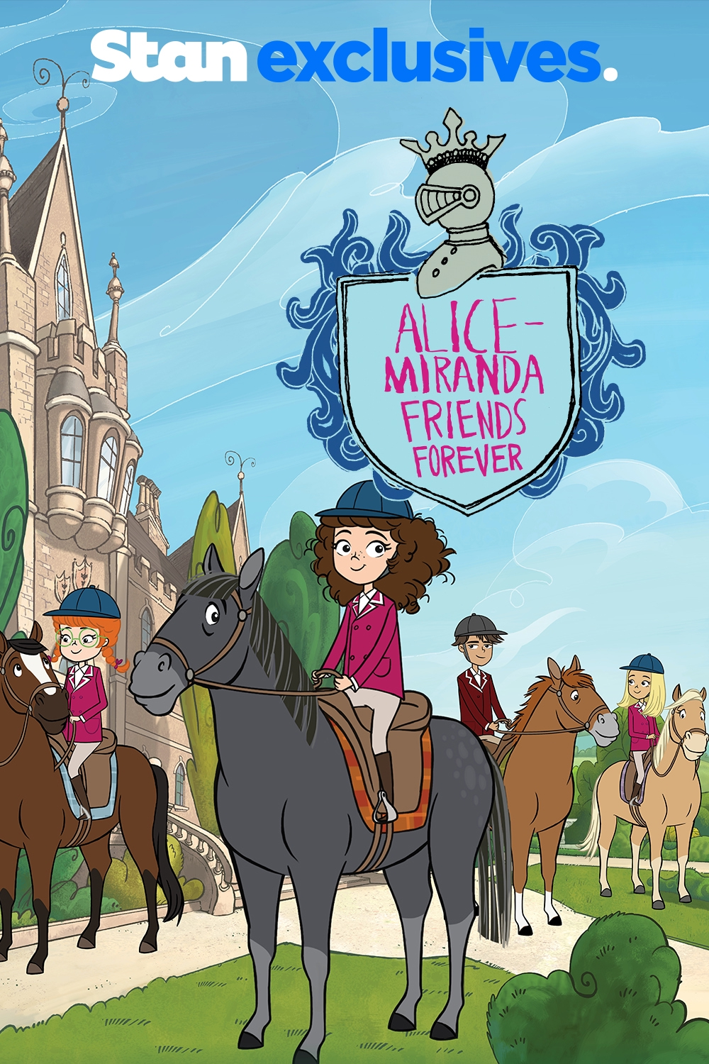 Stream Alice-Miranda Friends Forever Online | Download and Watch ...