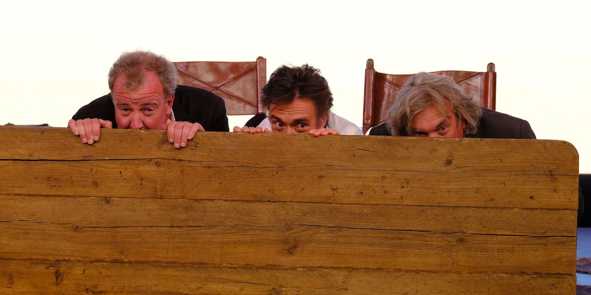 Clarkson, Hammond and May to end their Grand Tour in Dubai