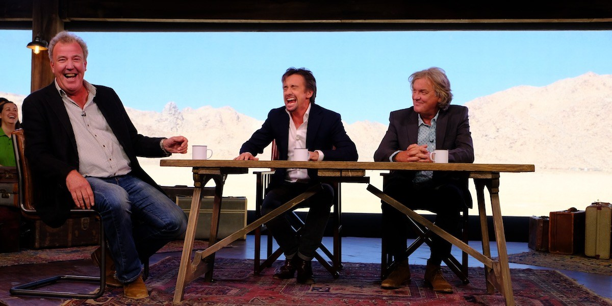 The Grand Tour – Jeremy Clarkson's new Amazon show leaves Top Gear in the dust