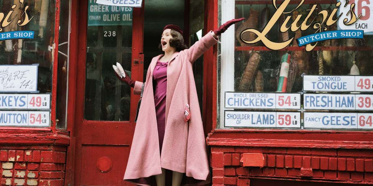 The Marvelous Mrs. Maisel series two – watch the new sneak peek video