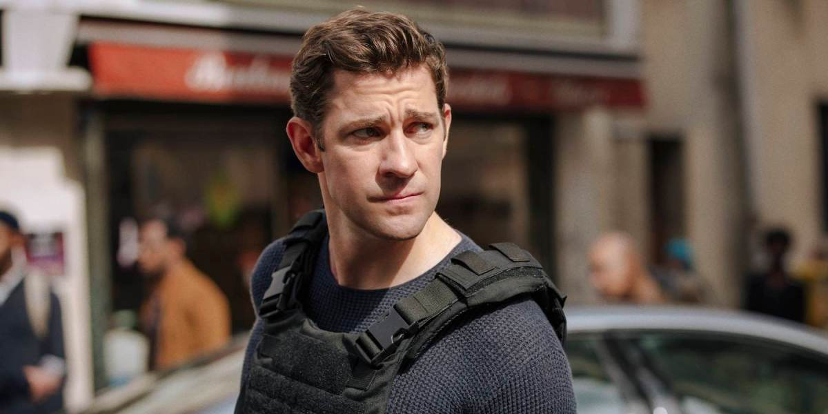 Amazon's Jack Ryan series is the character's best screen outing since Patriot Games