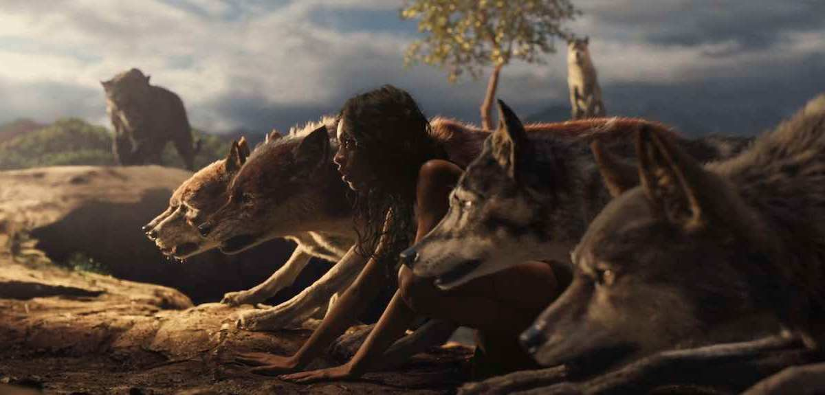 Andy Serkis' new Jungle Book adaptation gets first trailer