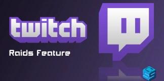 Twitch Raids