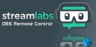 Streamlabs OBS remote control