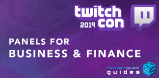 StreamerSquare Guides: TwitchCon 19 Panels for Business and Finance