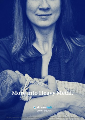 More into Heavy Metal