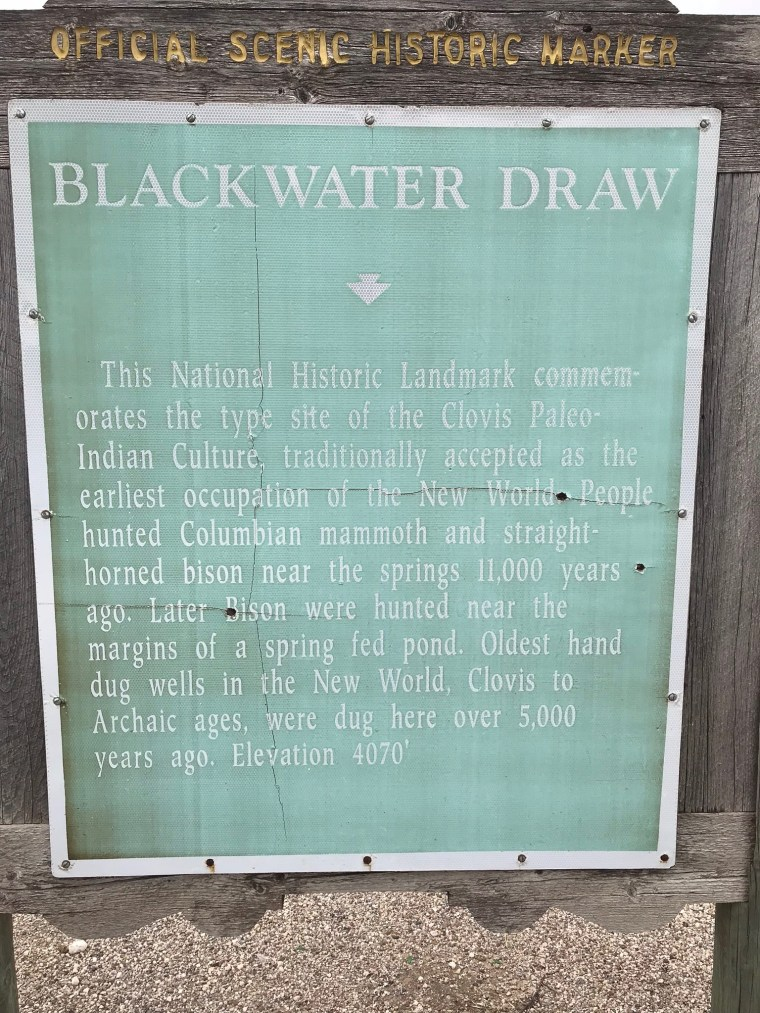 Blackwater Draw