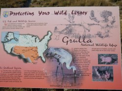 Grulla sign
