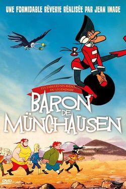 Les Aventures Du Baron De Munchausen Streaming : aventures, baron, munchausen, streaming, Watch, Fabuleuses, Aventures, Légendaire, Baron, Munchausen, (1979), Movie, Online:, Streaming, MSN.com