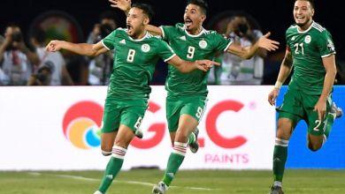 Algérie-Guinée : Les chaînes qui diffusent le match 8
