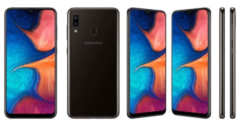 Samsung Galaxy A20 : Caractéristiques et Prix en Algérie 1