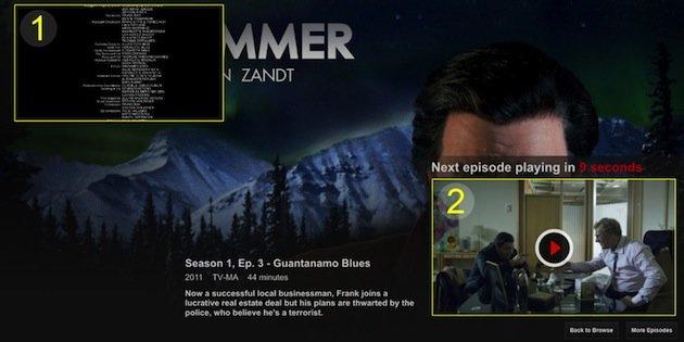Désactiver le lancement automatique des épisodes sur Netflix 1