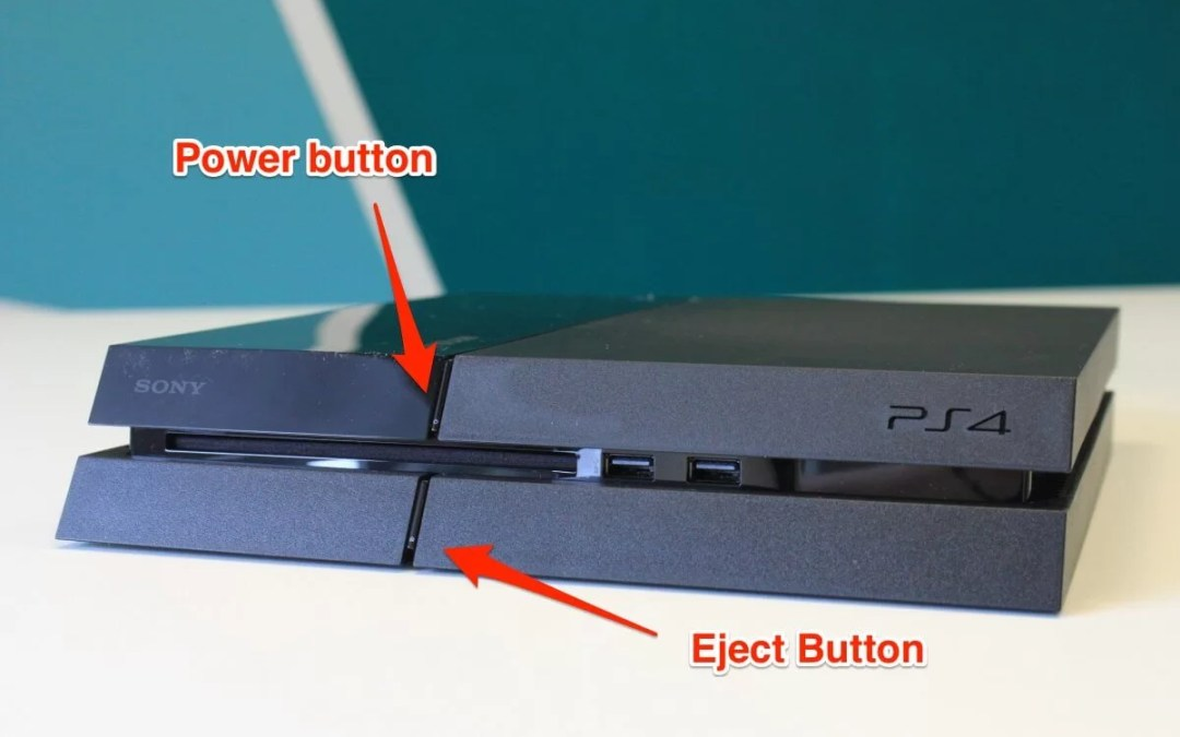 How to Reset PS4 PlayStation Console