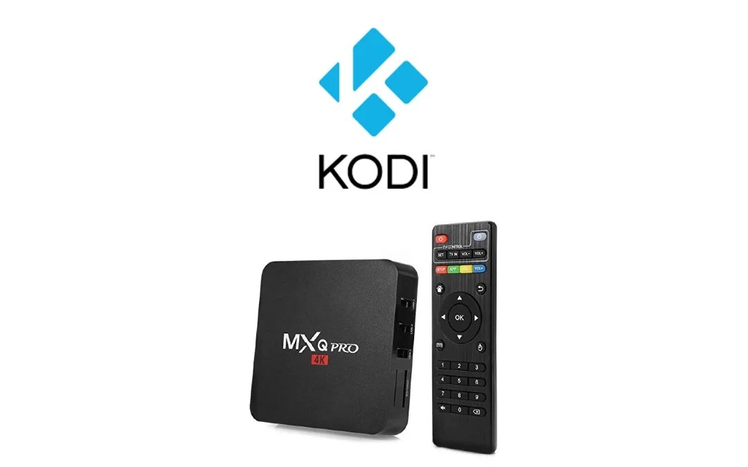 How to Download Kodi on MXQ Pro 4K TV
