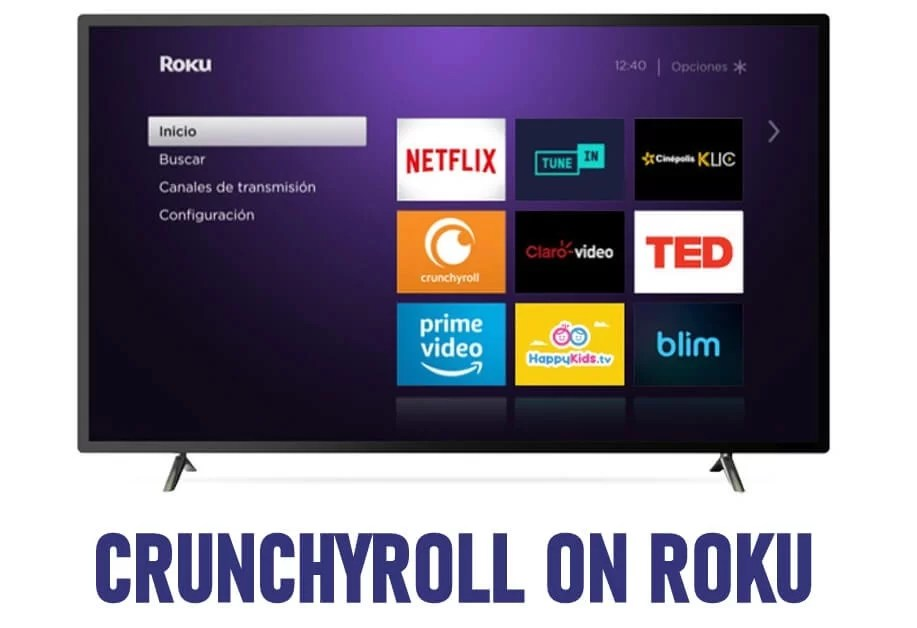 How to Install Crunchyroll on Roku [2 Simple Methods]