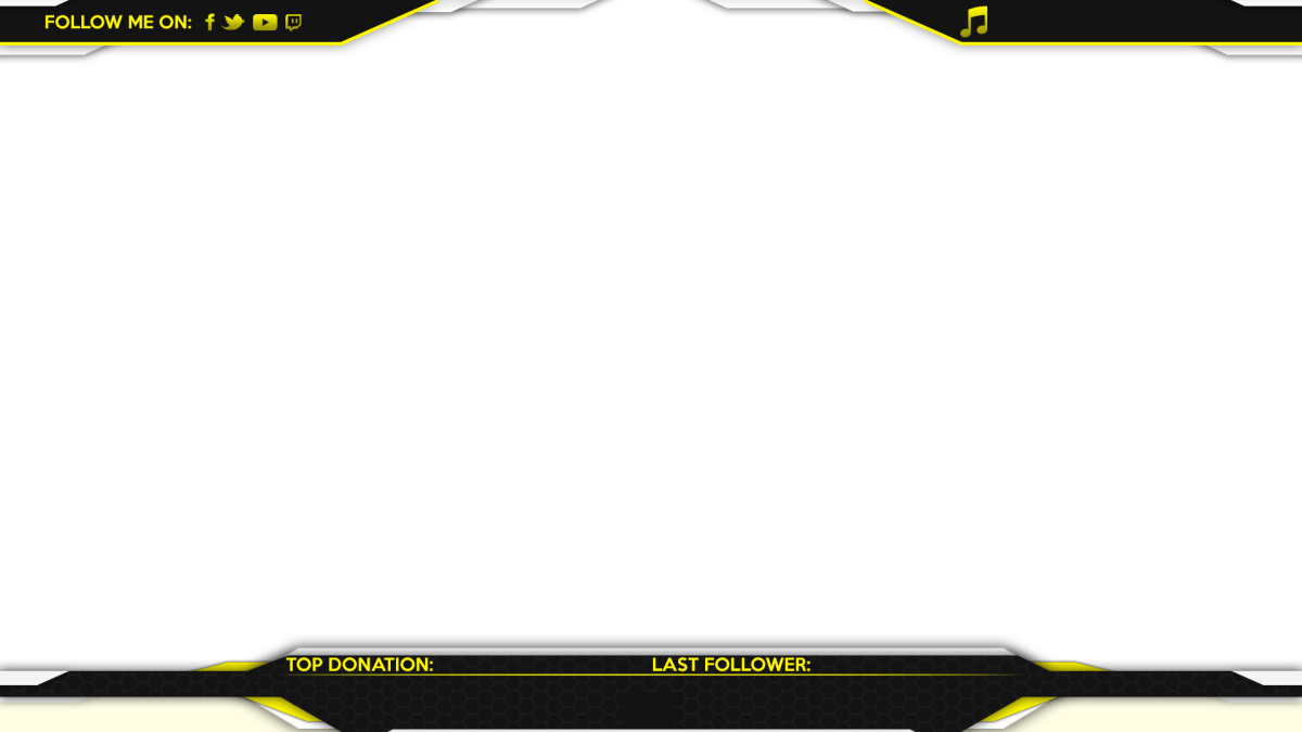 yellow overlay
