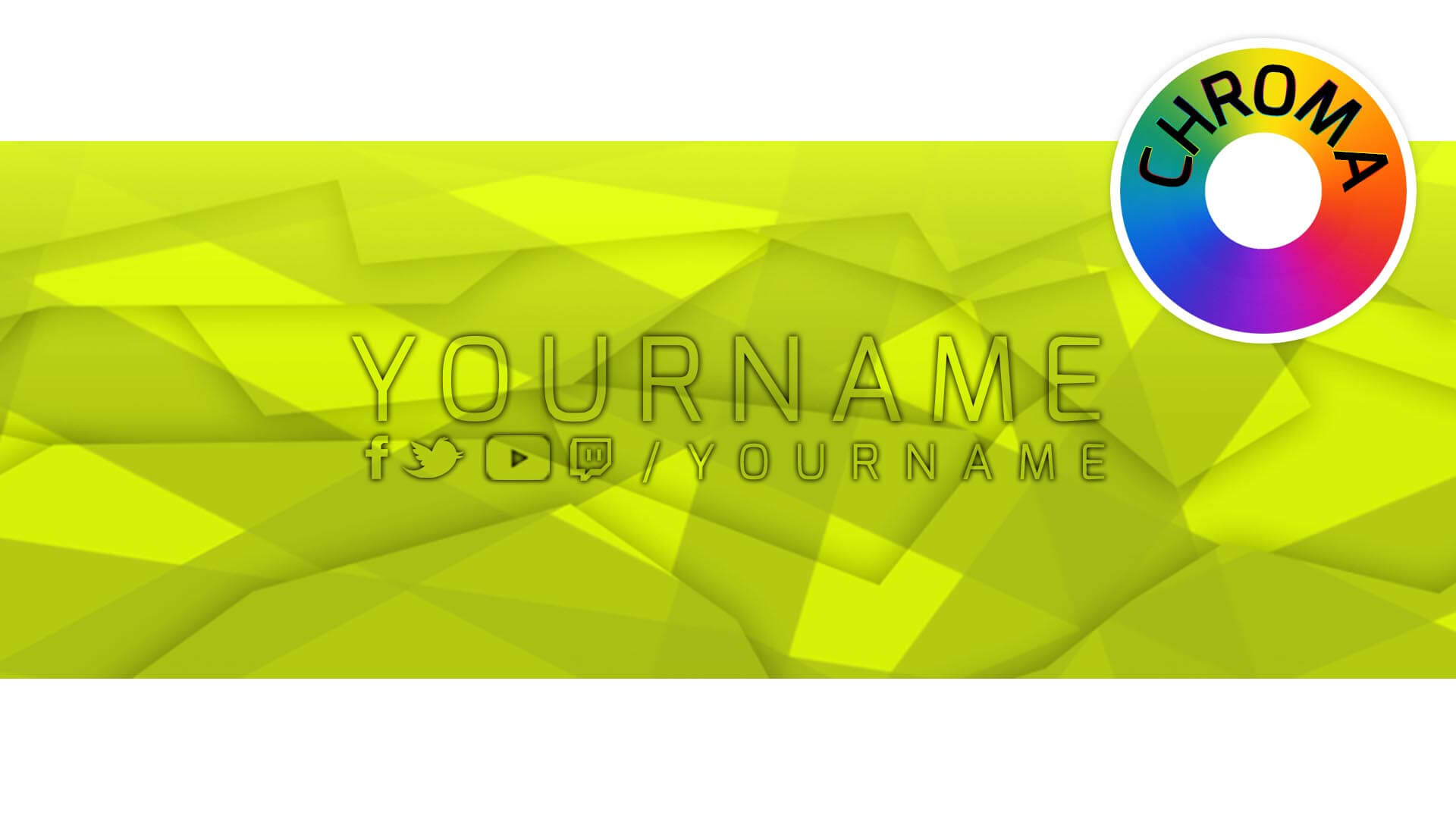 Alpha facebook banner streamlays yellow facebook banner template psd pronofoot35fo Choice Image