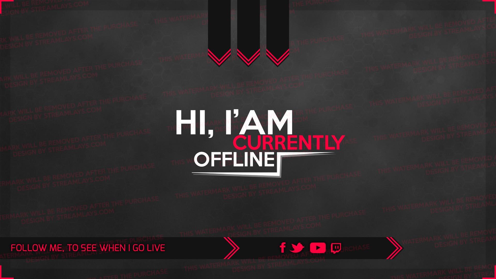 offline screen