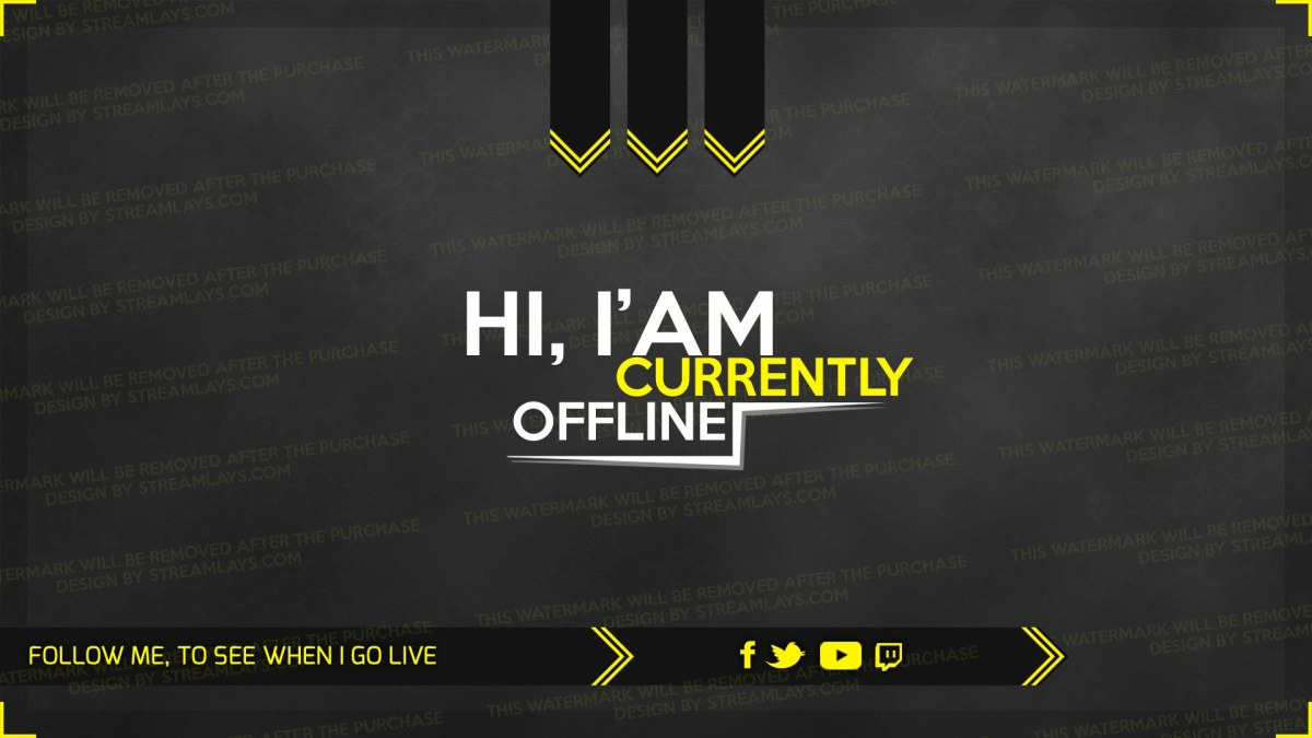 hitbox offline screen