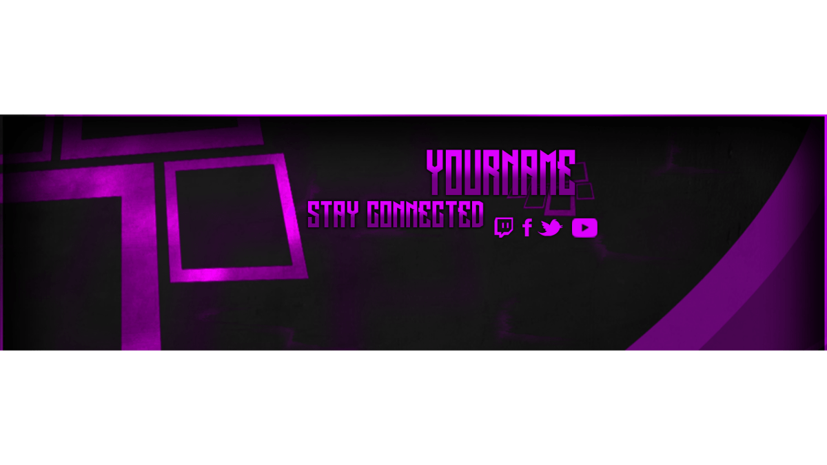 free twitch banner download