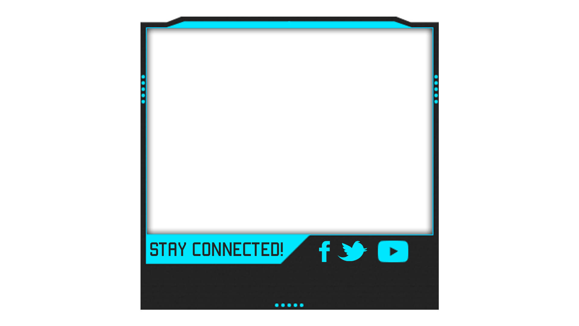 youtube gaming facecam