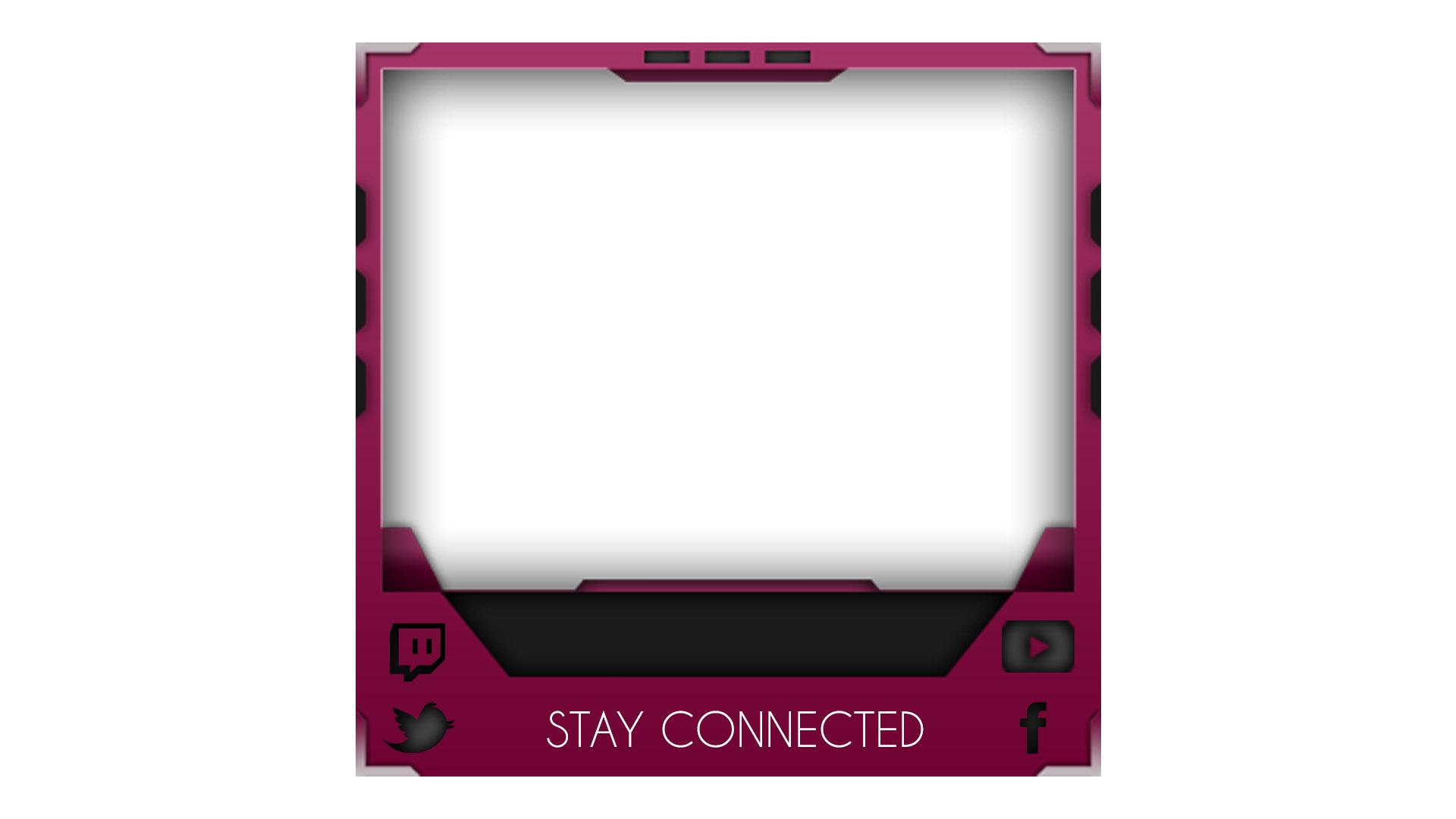 facecam twitch pink