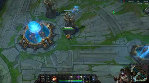 league of legends twich overlay