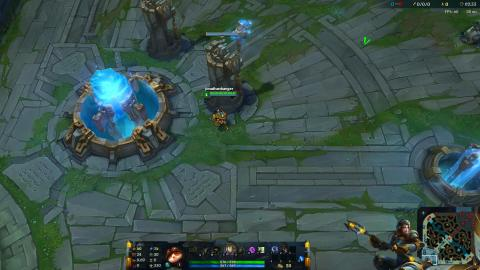 league of legends lux twitch overlay