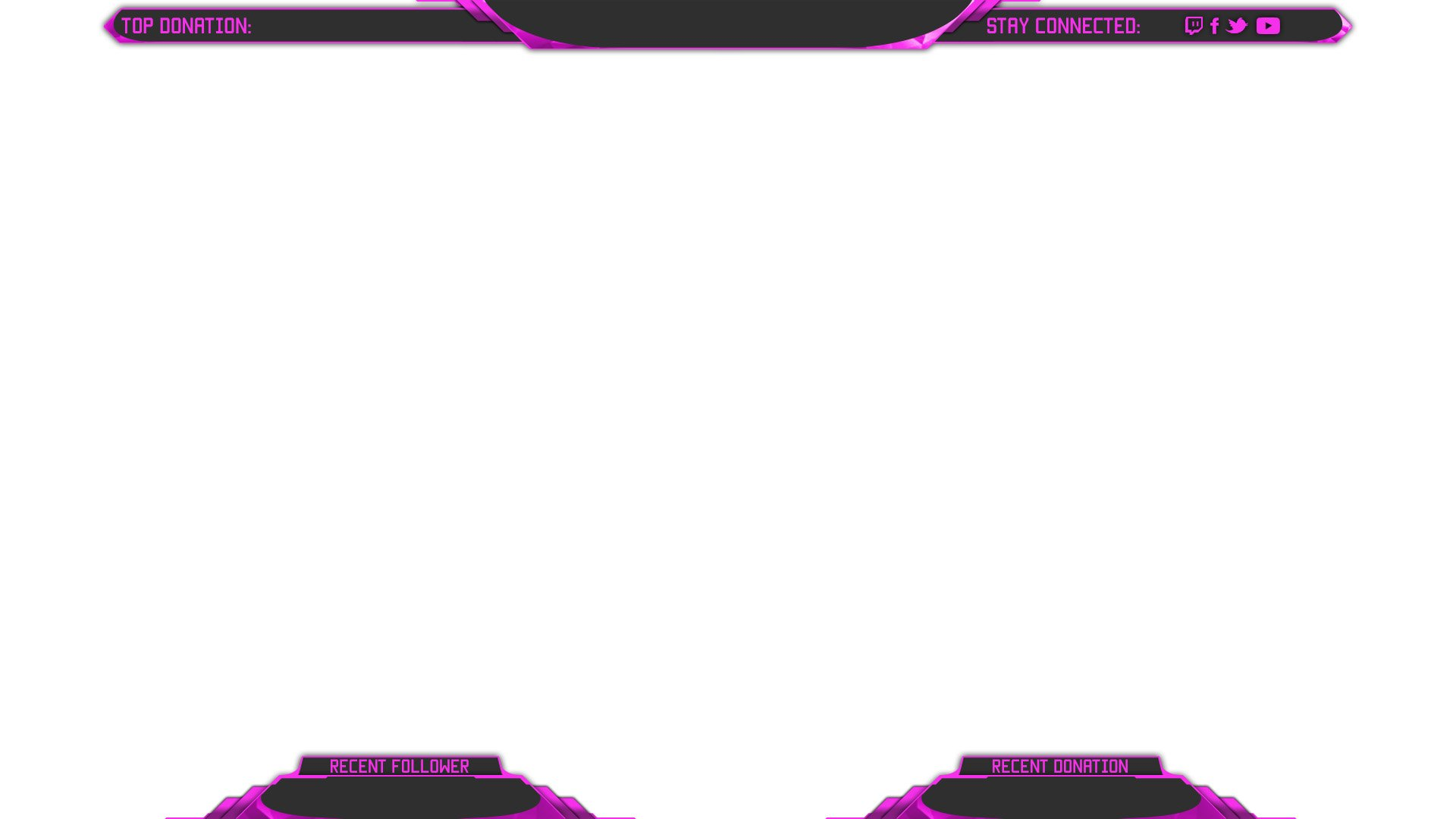 King Twitch Overlay
